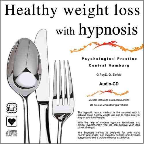 Healthy weight loss with hypnosis